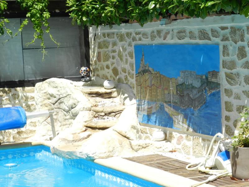 Pierre de d coration rochers artificiels d coration pierre for Decor rocher piscine