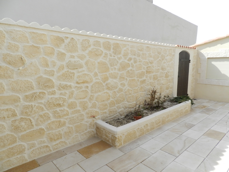 Fa ade ext rieure for Pierre decorative exterieure