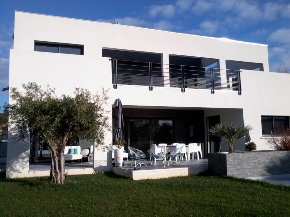 Ravalement et r novation de fa ade traditionnelle for Ravalement maison moderne